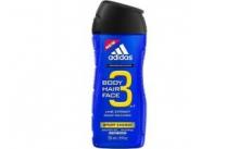 ADIDAS 3 - SPORT ENERGY pánský sprchový gel 250 ml