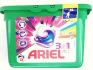 ARIEL COLOR  3v1 PODS 15 ks  gelové kapsle na praní