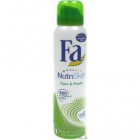 Fa NutriSkin Care& Fresh 150 ml dámský anti-perspirant