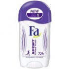 Fa Sport Invisible Power Woman deostick 50 ml