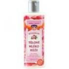 Herbal Therapy Tělové mléko Růže 250 ml