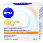 NIVEA  Q10 Plus energizující denní krém proti vráskám 50 ml
